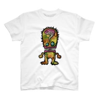 monster5 Tシャツ