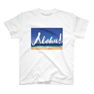 Aloha! Tシャツ