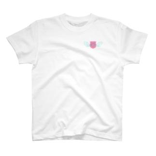 はばたけののちゃん!Tシャツ Tシャツ