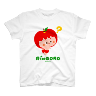 NabecoのりんごろちゃんTシャツ