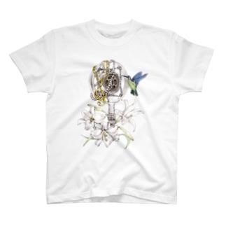 ハミングバード Tシャツ
