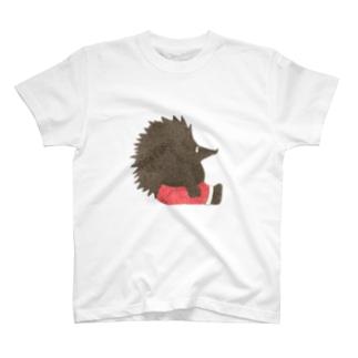 とげとげくん Tシャツ