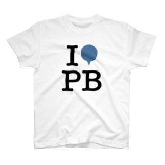 T LOVE PB Tシャツ