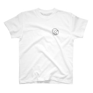 もさお mosao Tシャツ