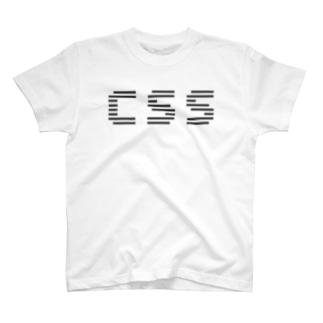 CSS Tシャツ