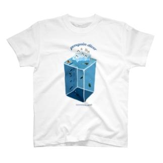 ペンギンダイバー Tシャツ