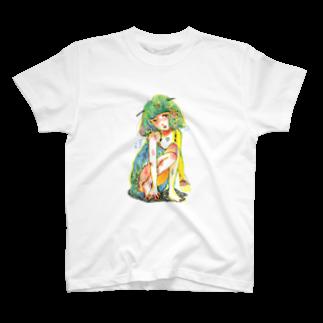福井伸実の危うい天使ちゃん Tシャツ