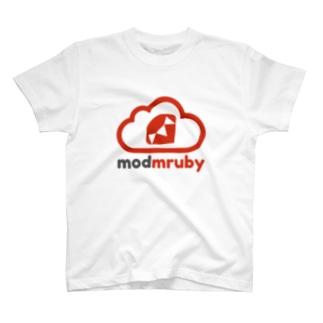mod_mrubyグッズ(ロゴ大きめ) Tシャツ