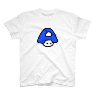 あんびくん(青) Tシャツ