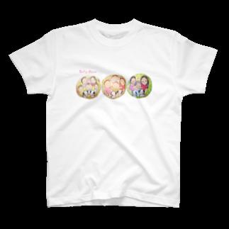 都愛ともかの3回目のべりーペイント♪Tシャツ