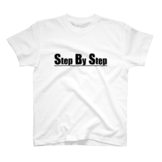 【ステバイ】Tシャツ Step By Step Tシャツ