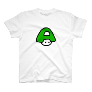 あんびくん(緑) Tシャツ