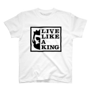 LILAK (B) Tシャツ