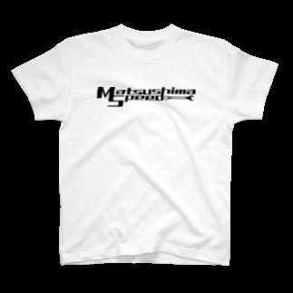 k-lab(ケイラボ)のマツシマスピードTシャツ