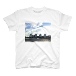 4棟 Tシャツ