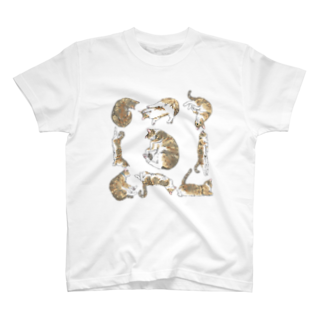 Aya Takagiの#今日のふぅさん その1Tシャツ