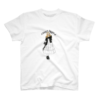 street fashion Tシャツ