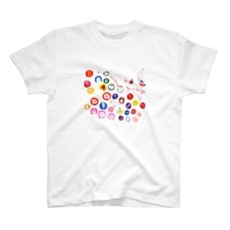 rakugaki Tシャツ