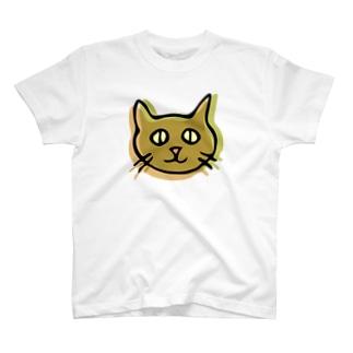 素ぅネコ Tシャツ