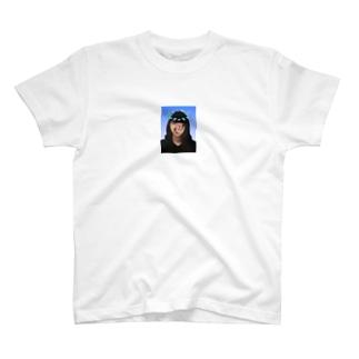 証明写真 Tシャツ