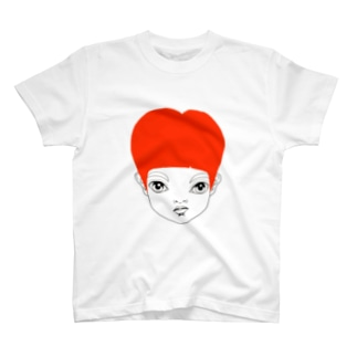 RED HEAD ANGE Tシャツ
