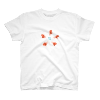 えびちり Tシャツ