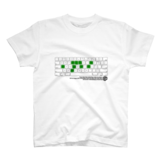 KEYBOARD FACTORY  Tシャツ