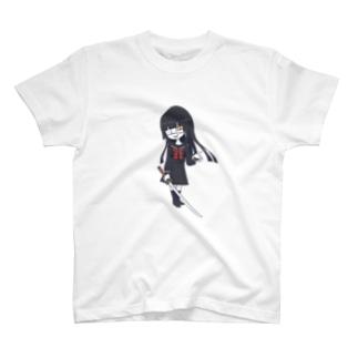 カタナちゃん Tシャツ