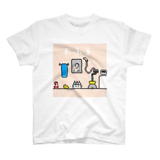 おふろ Tシャツ