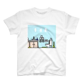 トイレ Tシャツ