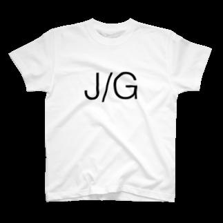 John GastroのJ/G Tシャツ