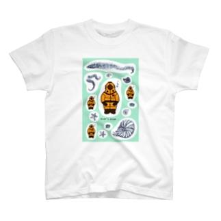 DIVER'S DREAM Tシャツ