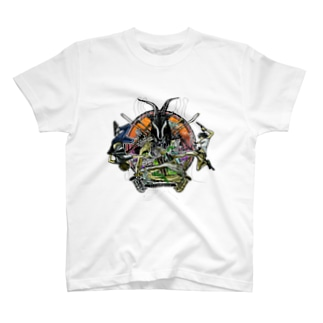 New worid of Tシャツ