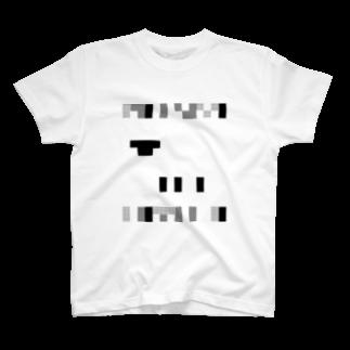 智叉猫のHITUJI Tシャツ