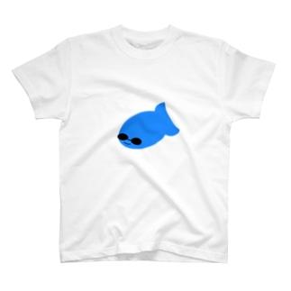 サングラフィッシュ Tシャツ
