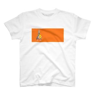 おすましオカメインコ Tシャツ