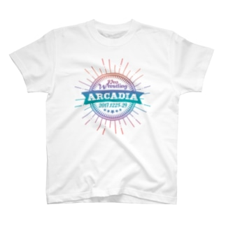 PRO WRESTLING ARCADIA Tシャツ