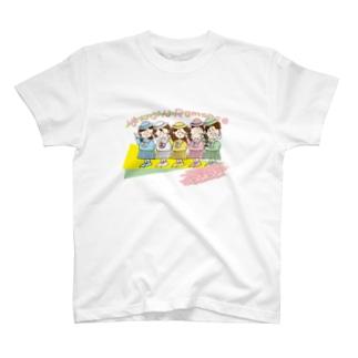 QuQu春ver Tシャツ