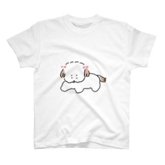 シーズーのシズヨちゃん Tシャツ