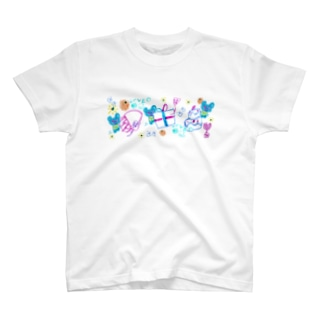 プレゼントのゆめみたの(Karin) Tシャツ