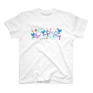 橋本京子のプレゼントのゆめみたのTシャツ