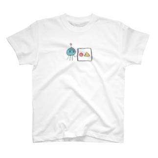宇宙人先生 Tシャツ