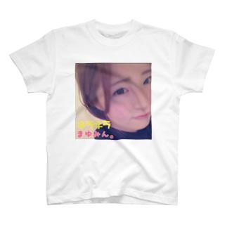 まゆみん。キラキラ Tシャツ
