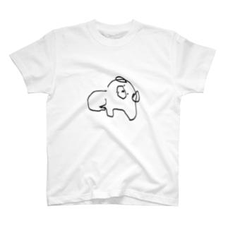 いぬ Tシャツ