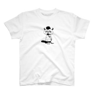 公式キャラクター「クズ夫」 Tシャツ