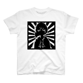 anica storeのanica illust Tシャツ