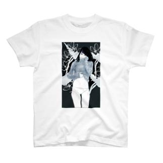 サンカヨウ Tシャツ