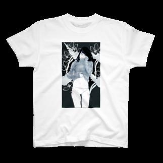 タナカ ヒロキのサンカヨウTシャツ