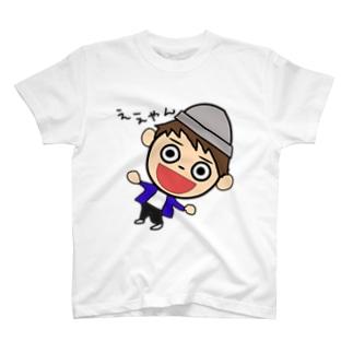 ええやん姫路なべちゃん Tシャツ