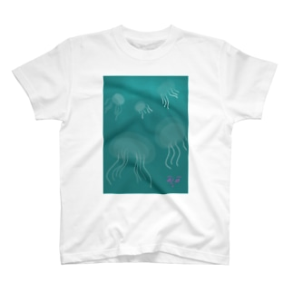 slow life Tシャツ